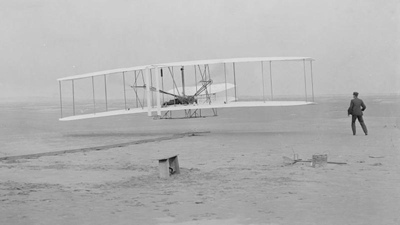 برداران رایت و داستان ساخت اولین هواپیما
