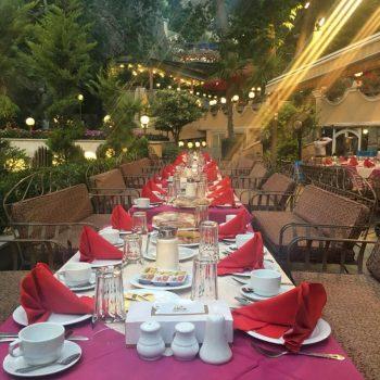 بهترین رستوران های ایران3
